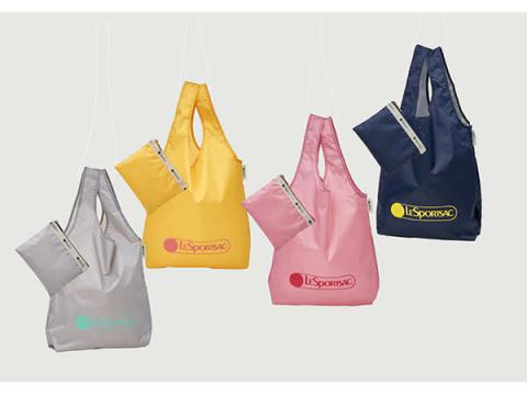 「レスポートサック」人気のショッパーバッグがバージョンアップして新登場