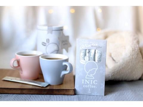 """冬季限定!「INIC coffee」からコク深さを楽しむ""""ウィンターブレンド""""新登場"""
