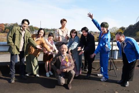 笹野高史、壮絶最期で『きみセカ』クランクアップ「俳優としてはこれで満足」