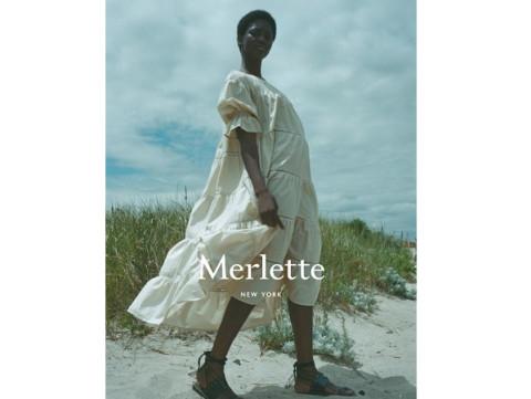 軽快でシンプル!NY発「Merlette」日本公式オンラインショップOPEN