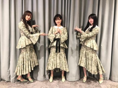 乃木坂46、初の『SNS横断フェス』で100万人視聴達成