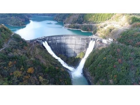 自宅にいながら臨場感あふれるダムを体験!九州電力のオンラインダムツアー