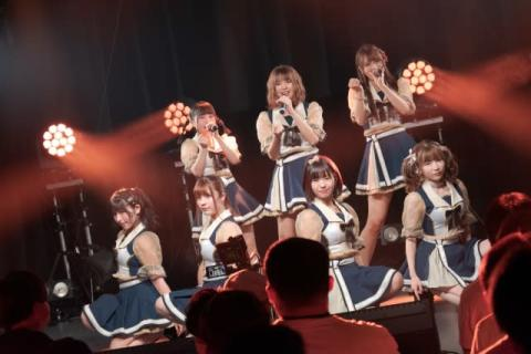アイドルグループ・エラバレシ、東名阪ワンマンツアーを完走 【全メンバーコメント掲載】
