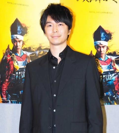 長谷川博己、『麒麟がくる』最終回直前 『土曜スタジオパーク』にゲスト出演