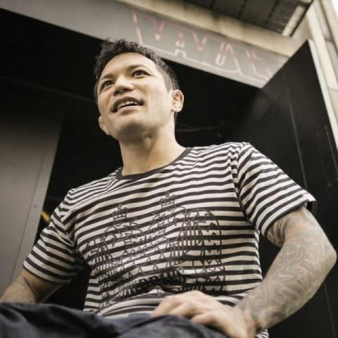 山本聖子、兄KIDさんの笑顔写真を公開 ファンから喜びの声「カッコいい!!」