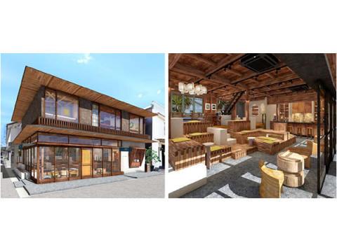 しまなみ海道に地域住民と旅行者が集う拠点「SOIL SETODA」が誕生!