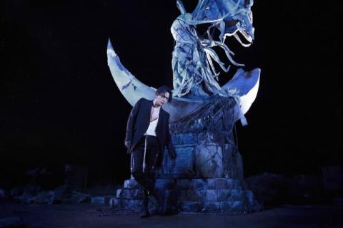三代目JSB登坂広臣、ソロ名義を「ΦMI」に変更 3ヶ月連続配信、5月にEPリリース