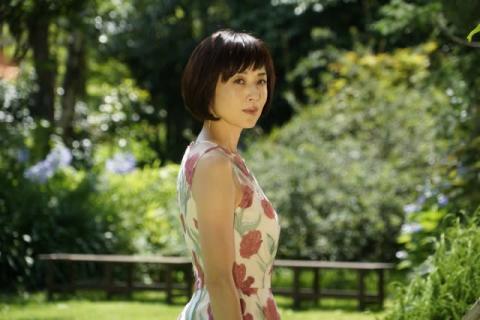 """高岡早紀、『リカ』第2弾で""""自称28歳""""最恐の母親役 「怖いもの見たさ気分で楽しんで」"""