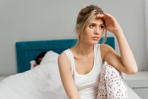男性が一緒にいると疲れる女性の特徴4選