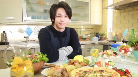 中村倫也、料理番組MC初挑戦 世界各国の家庭料理を紹介&豪華声優陣と掛け合いも