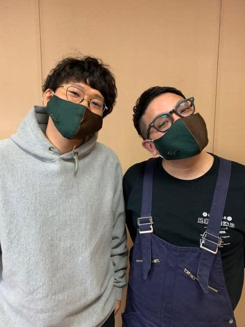 祇園花月×伝統産業がコラボ 西陣織シルクマスク発売 ミキ「付け心地も良くて最高」