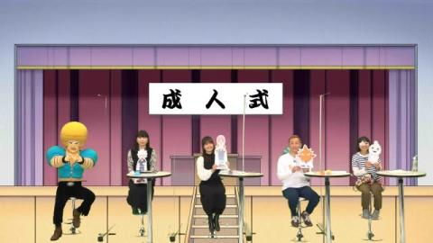 『ボーボボ』声優集結で思い出語る 子安武人、小野坂昌也、野中藍ら「貴重な作品だった」