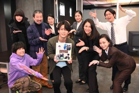 亀梨和也、35歳誕生日の祝福に笑顔「心構えができておりました」