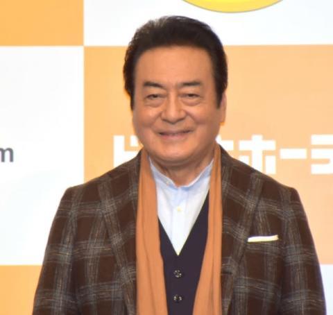 高橋英樹、喜寿迎え生涯現役宣言 俳優生活60周年「引退全く考えていない」