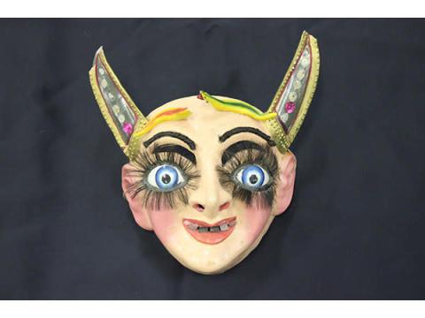 トリハダモノの展示で「こわい」を体感!特別展「こ・わ・い・モノ」開催