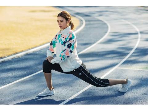 女性ランナーに向けた「ニューバランス」春の新コレクションが登場!