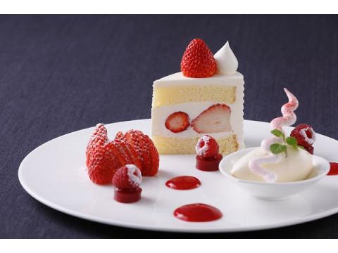 苺スイーツが勢揃い!名古屋東急ホテルで「ストロベリーフェア」開催中