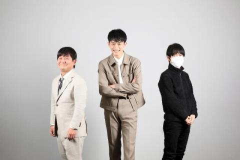 ドラマ『東京怪奇酒』杉野遥亮×清野とおる×チャンス大城 運気が上がる鼎談