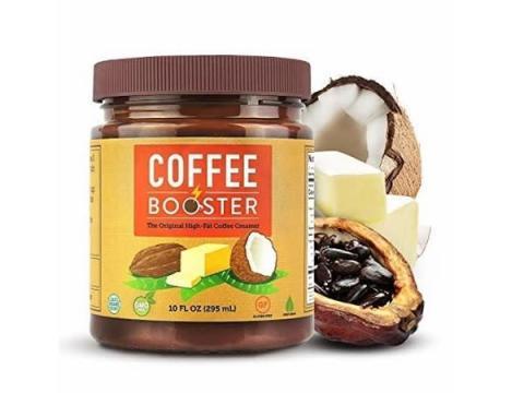 """バターコーヒーを手軽に!アメリカで人気の""""COFFEE BOOSTER""""が日本に上陸"""