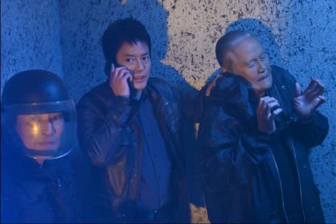 『24 JAPAN』第21話 現馬はテロリストとの直接対決で追い込まれていく
