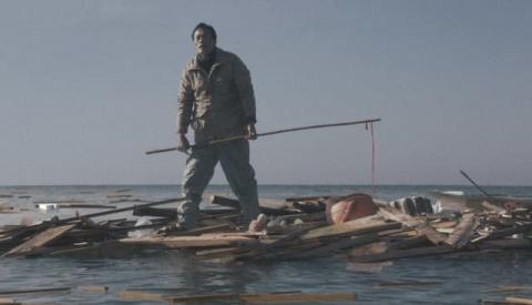 遠藤憲一主演『ドラマ 星影のワルツ』今夜放送 津波で3日間漂流した男の物語