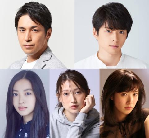 北川景子主演『リコカツ』に高橋光臣、白洲迅ら 弁護士の元カレ&人気恋愛小説家演じる