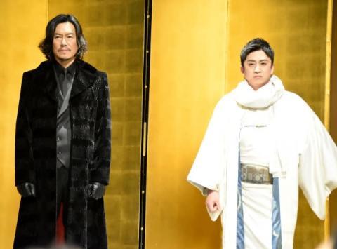 松本幸四郎、5代目『鬼平』に決定「興奮」 『梅安』は豊川悦司「映画の神さまがくれた」