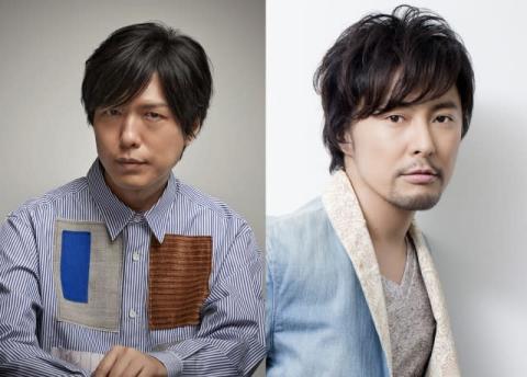 『ガンダム00』ティエリア・神谷浩史&アレルヤ・吉野裕行が配信ライブ カレーも一緒に食べられる