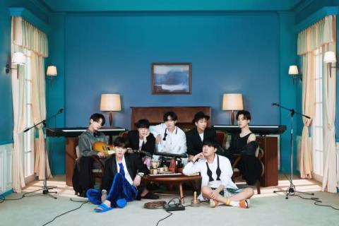 BTSが『日本GD大賞』アジア部門V3&8冠「真心を伝えることができる音楽を」