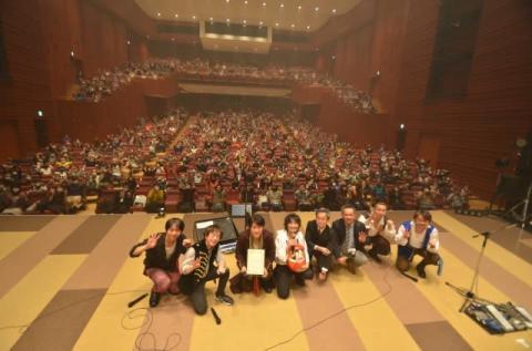 スターダスト☆レビュー、福島県から感謝状 復興支援で1400万円寄附