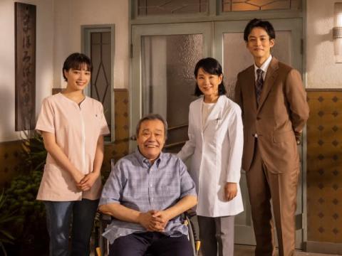 吉永小百合主演『いのちの停車場』松坂桃李&広瀬すずも熱演、場面写真