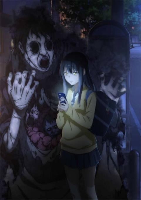 漫画『見える子ちゃん』テレビアニメ化決定 新感覚ホラーコメディー ティザーPV公開