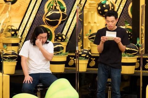 かが屋、コンビ活動再開後初のテレビ出演 加賀が賀屋に宛てた初めての手紙で号泣