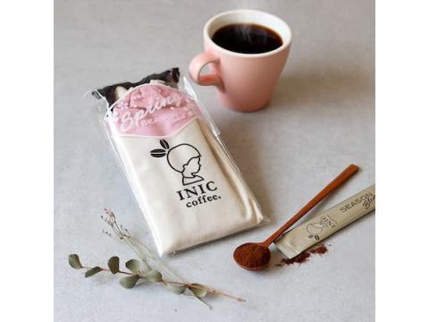 華やか&爽やか!「INIC coffee」から春限定ブレンドコーヒーが新登場