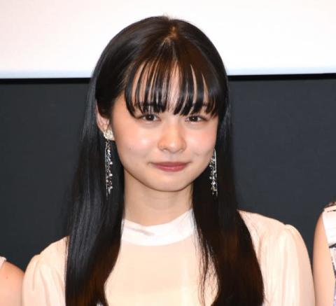 莉子、主演作品で歌声披露も不安「ボイトレを何度も」