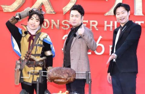 和牛・川西賢志郎、ゆりやん&水田にボケ連発されツッコミ放棄「楽しそやね!」