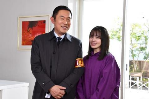 『捜査一課長』初回ゲストに伊原六花 初日はせりふなしで10シーン以上走る 鈴木仁はシリーズ最年少で刑事役