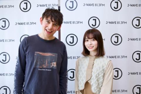 長濱ねる、J-WAVE『POP OF THE WORLD』レギュラー出演決定「土曜の朝にお会いしましょう!」