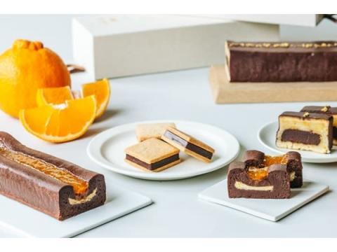 チョコレート専門店「ミニマル」から柑橘を使った春の限定商品が登場!