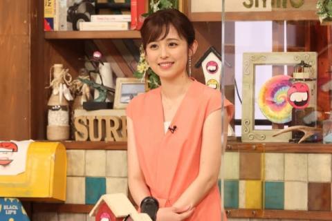 フジ久慈暁子アナ『お笑い向上委員会』新アシスタント就任「さんまさんに頭をたたかれたい!」