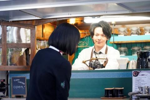 中村倫也「人の話を聞くのが好きな子だった」 『珈琲いかがでしょう』はやっぱりハマり役