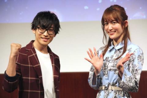 小松未可子、声優は「万年就活生」 夢は全オーディション合格 寺島拓篤&釘宮理恵も共感