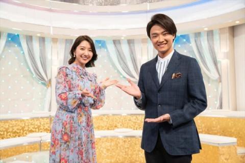 井上芳雄、NHKで歌番組の司会に就任 初回ゲストは演歌界のプリンス・氷川きよしほか