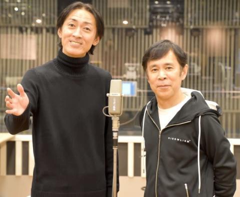 『ナイナイANN』生放送復活 TOKIO「宙船」のカバーを反省