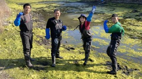 人喰い沼から絶滅危惧種500匹出た 『池の水ぜんぶ抜く大作戦』3時間半SP
