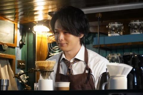 中村倫也主演『珈琲いかがでしょう』第1話 ゲストは足立梨花・貫地谷しほり