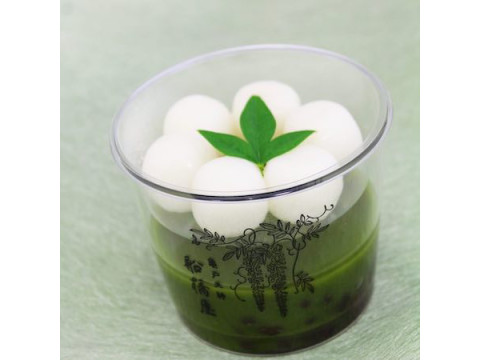 抹茶好きにオススメ!船橋屋の「宇治抹茶の白玉しるこ」が期間限定で発売中