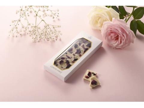 """ROSE LABO×RURU MARY'S!""""食べられるバラ""""を使った母の日限定チョコレート"""
