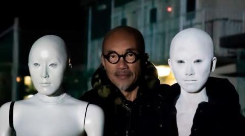 松井玲奈、白塗り&スキンヘッドに 自ら編集&ナレーションしたメイキング映像解禁