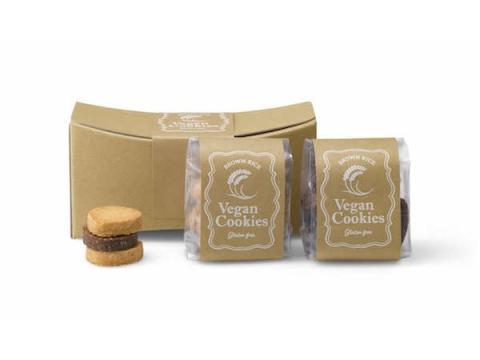 「ブラウンライス」で人気のヴィーガンクッキーがオンライン購入可能に!